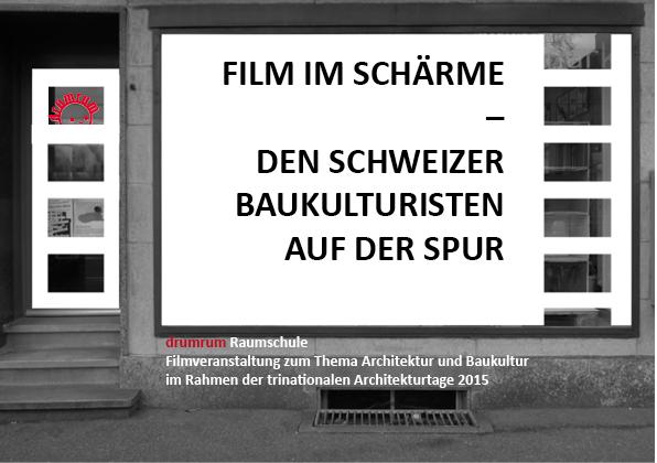 drumrum Raumschule /////////////// 061-BS-2015